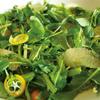 キンカンと季節のフルーツのリーフサラダ