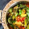 夏野菜とゴーヤのラタトゥイユ